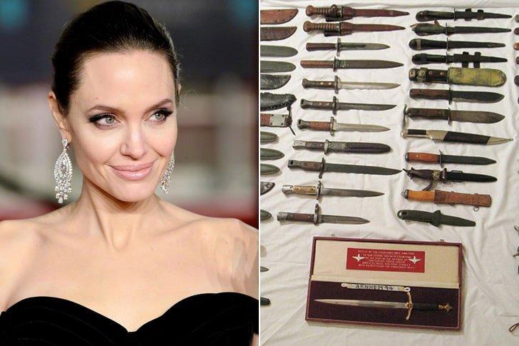 Angelina Jolie - Ками