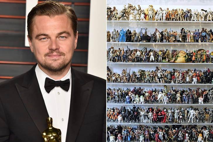 Leonardo DiCaprio - Екшън фигурки