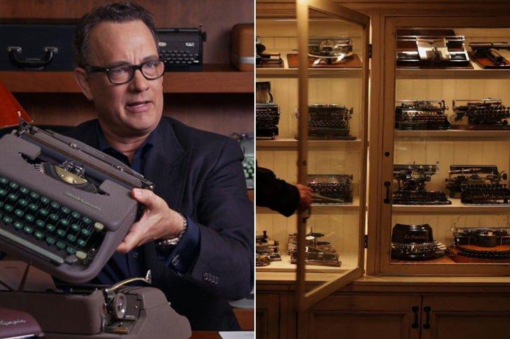 Tom Hanks - Стари пишещи машини