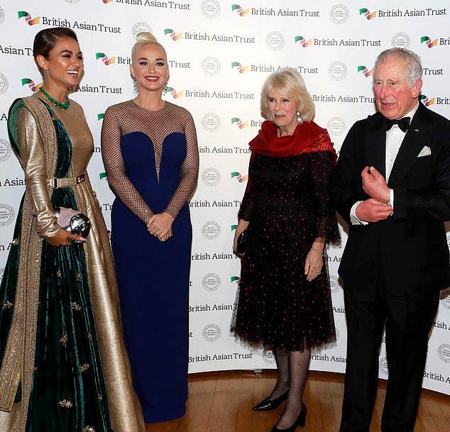Певицата е приела поста на Посланик на British Asian Trust, основан от Принц Чарлс въпреки, че нито е британка нито азиатка