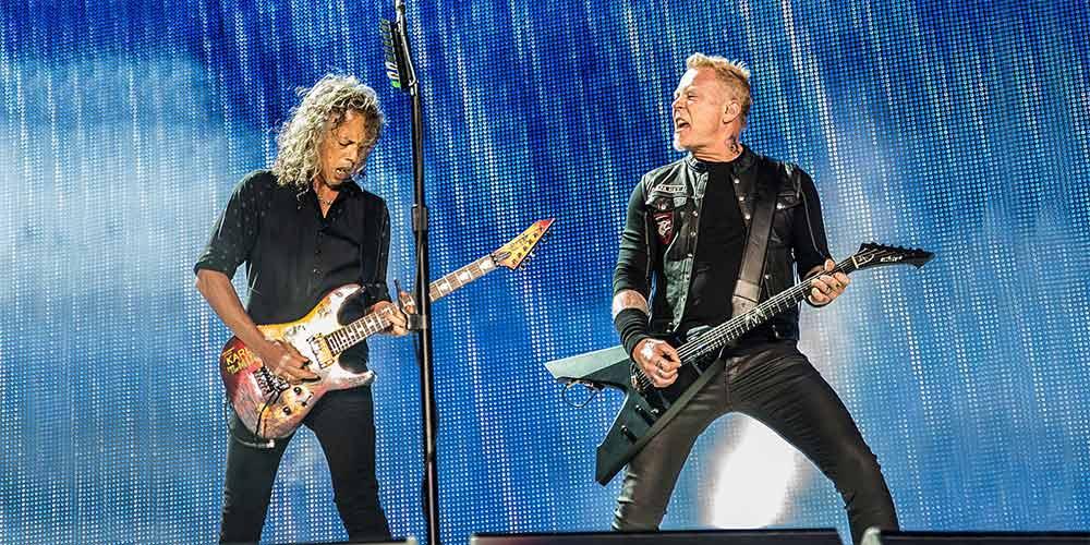 Metallica отново отлагат концерти | MMTV Online