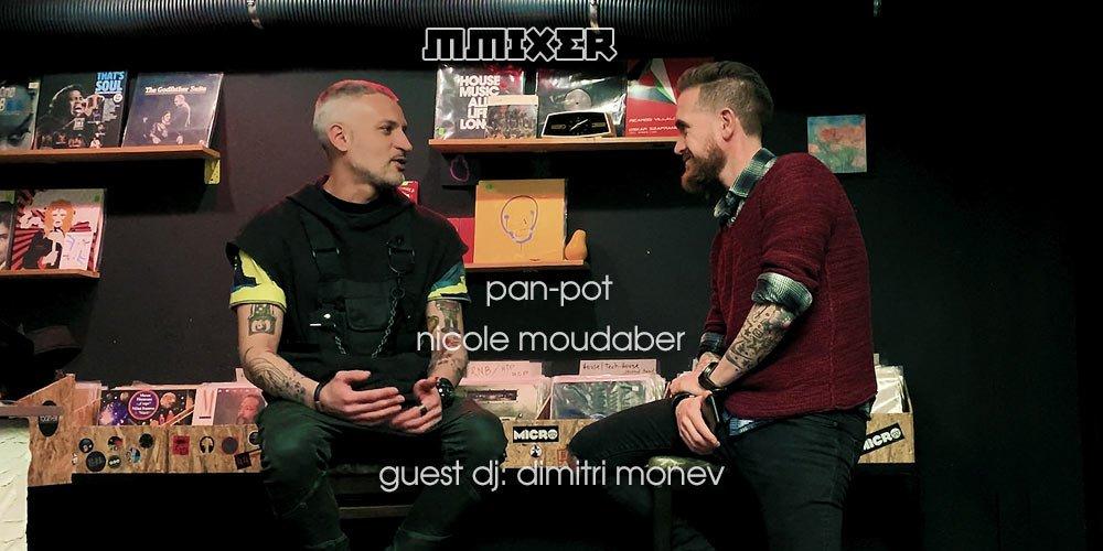 Guest DJ на Павел в Mmixer е Dimitri Monev | MMTV
