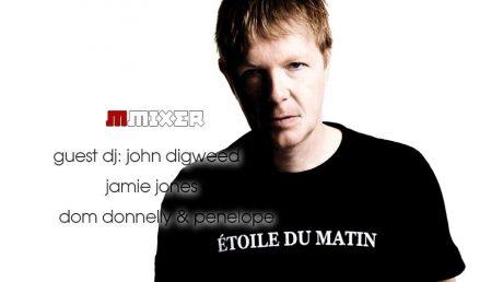 Гост на Павел в MMixer е John Digweed | MMTV Online