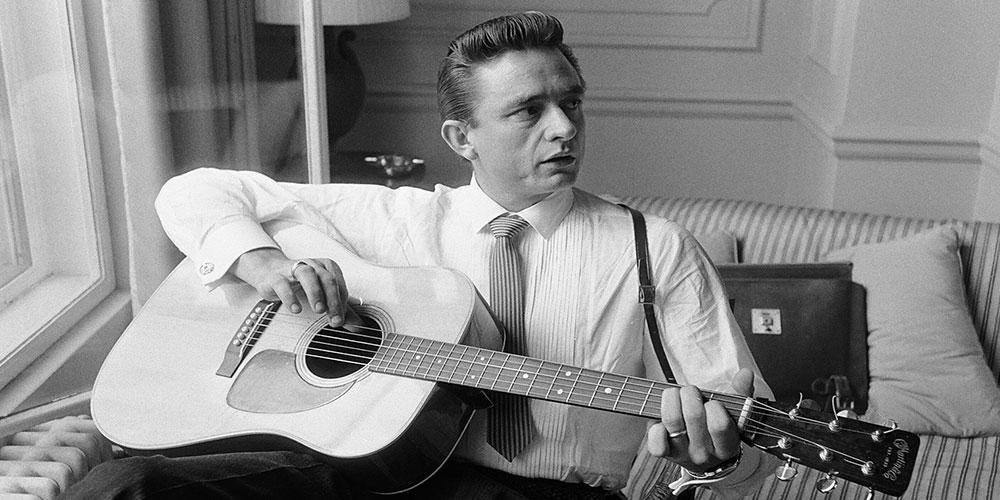 Преди да бъдат известни | Johnny Cash