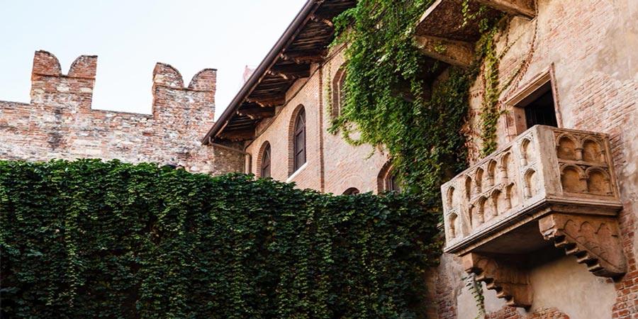 Къщата на Ромео и Жулиета