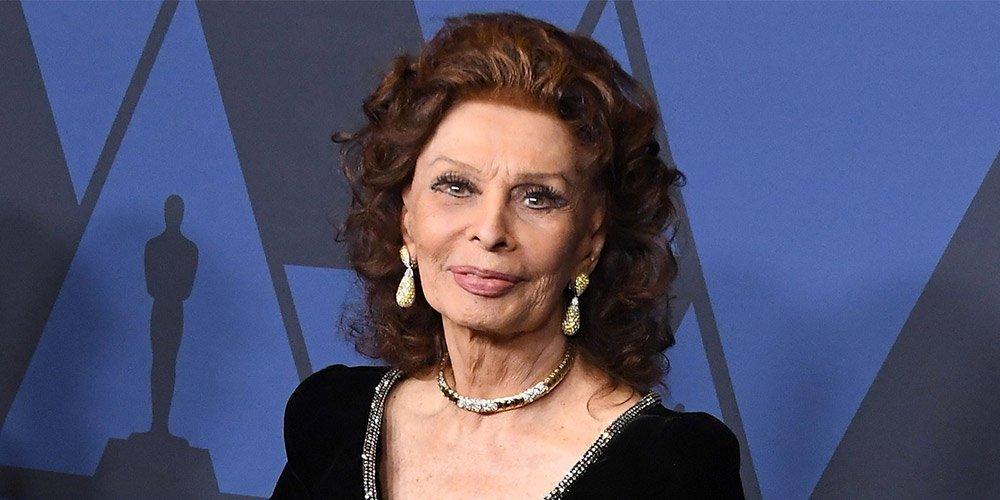 След 11 години пауза - Sophia Loren отново на екран