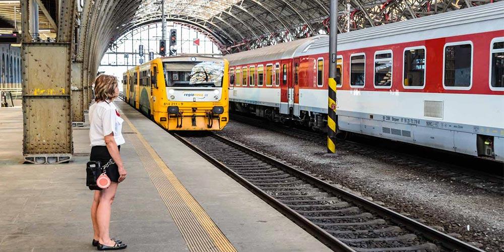 Магията на железниците