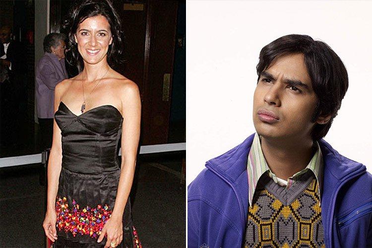 Rajesh,The Big Bang Theory