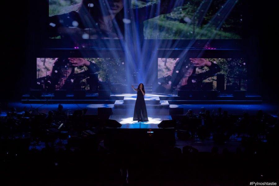 Финал на концерта сложи победителката в Евровизия 2012 – Loreеn.