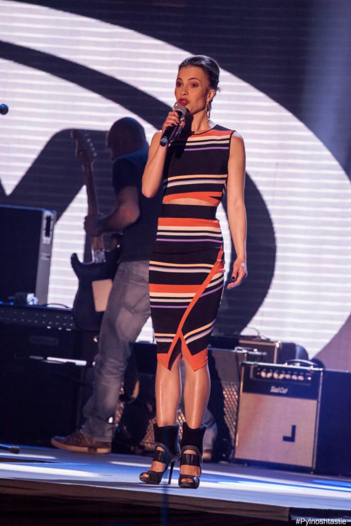 """Чаровната водеща Ася, която изгря като една от водещите на предаването """"Искам"""","""