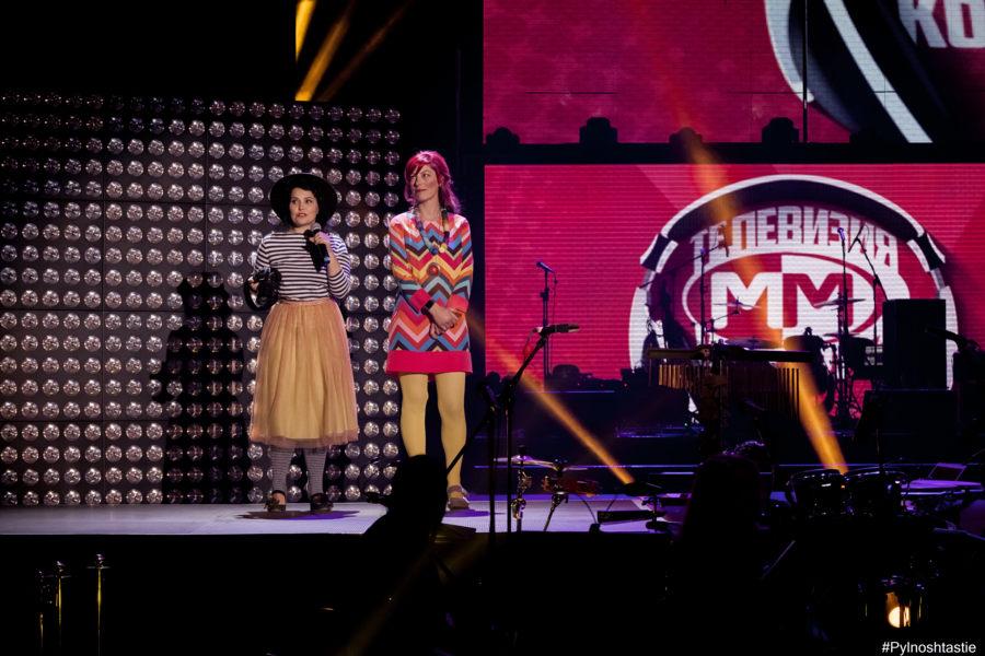 Най-веселото дуо от водещите – Гути и Алекс – ни напомниха каква е същността на ММ. А именно: забава, веселие и отдаденост към музиката.
