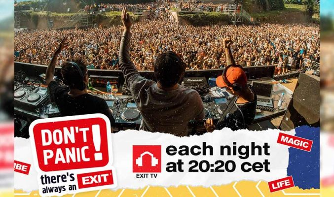 EXIT Festival Confirms It Will Go As Planned in July | MMTV