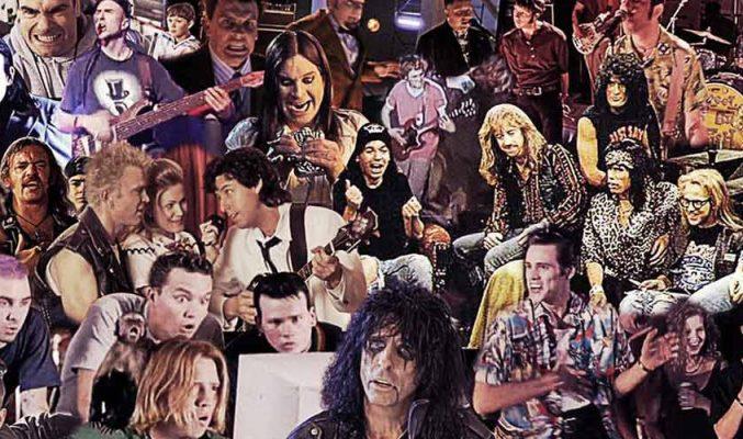 Метъл музиката във фимите на 90-те | MMTV Online