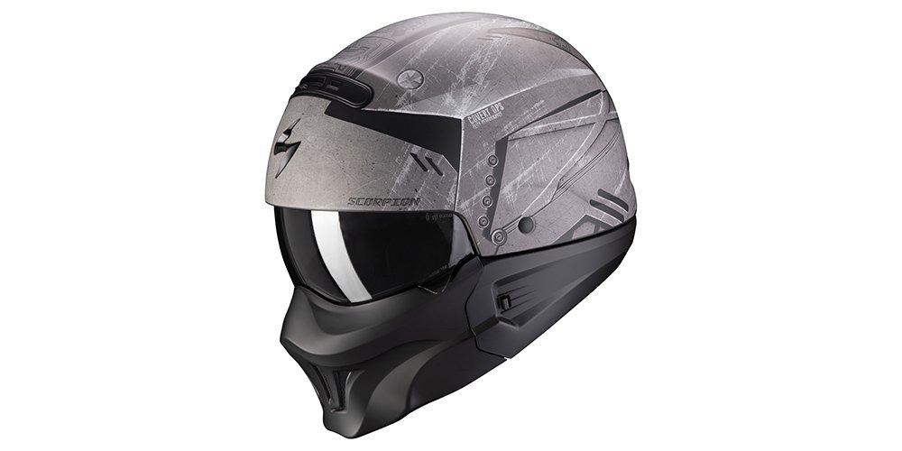 MOTOPOWER представя три нови шлема на Scorpion Exo на Moto Expo 2020