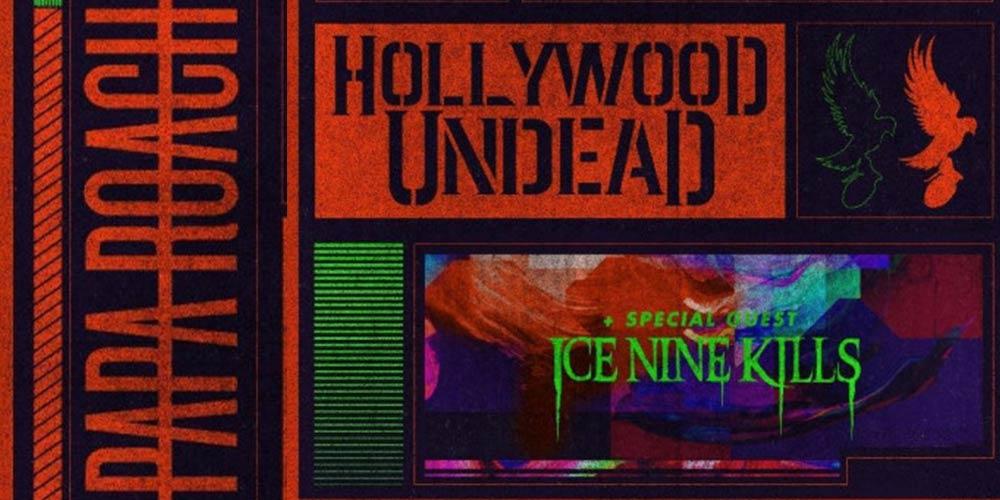 Хитов сетлист ни очаква на концерта на Papa Roach, Hollywood Undead и Ice Nine Kills!