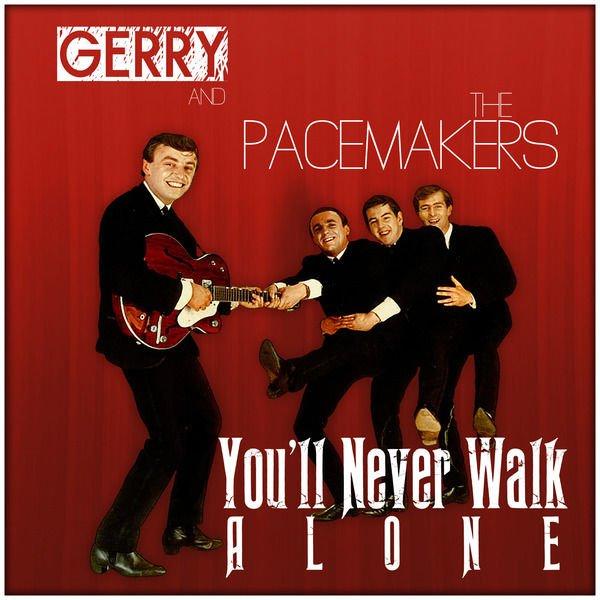 ''You'll never walk alone'' е създадена през 1963 г. и се е превърнала в химн на футболния отбор Ливърпул и е популярна сред запалянковците от цял свят