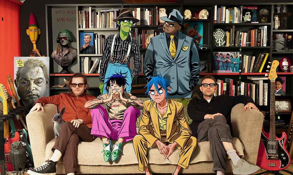Gorillaz издадоха трети епизод от Song Machine | MMTV