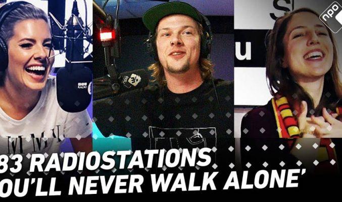 Телевизия ММ солидарна с европейските медии за излъчване на песента 'You'll never walk alone'