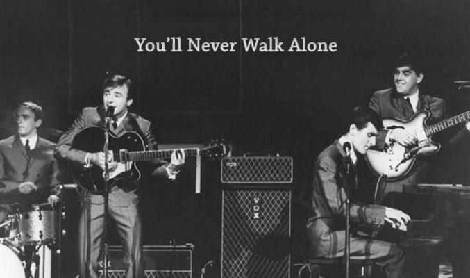 """Как """"You'll Never Walk Alone"""" се превърна в химна на Ливърпул?"""