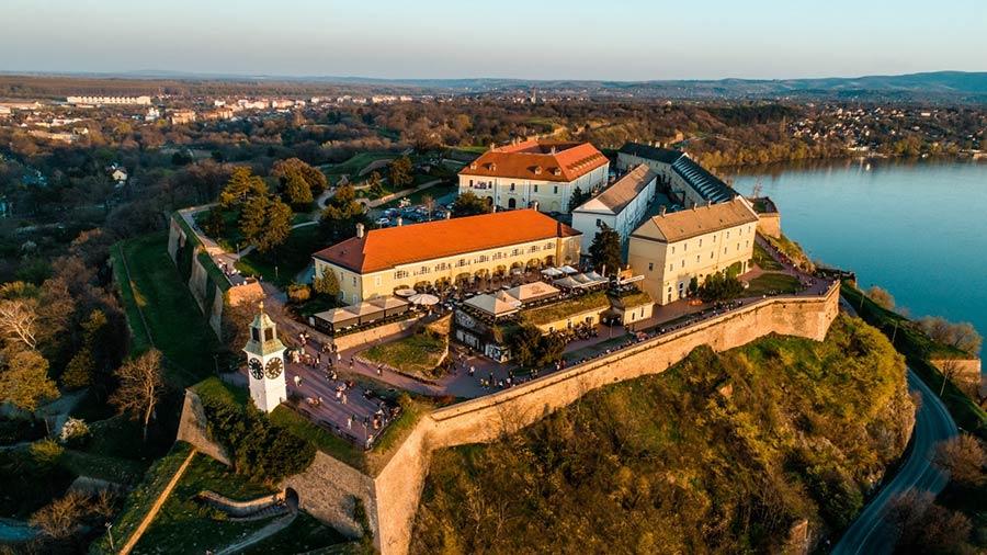 EXIT е летен музикален фестивал основан през 2000 г. провеждащ се ежегодно, всеки юли, в средновековната Петроварадинска крепост в Нови Сад. Фестивалът печели два пъти наградата 'Най-добър голям фестивал в Европа' - през 2013 и 2017 г.