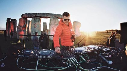 Party at Home с Paul Oakenfold и Carl Cox| MMTV