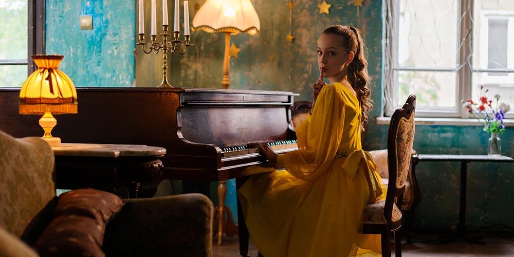 Angelie - 12 годишната сензация на българската музика | MMTV