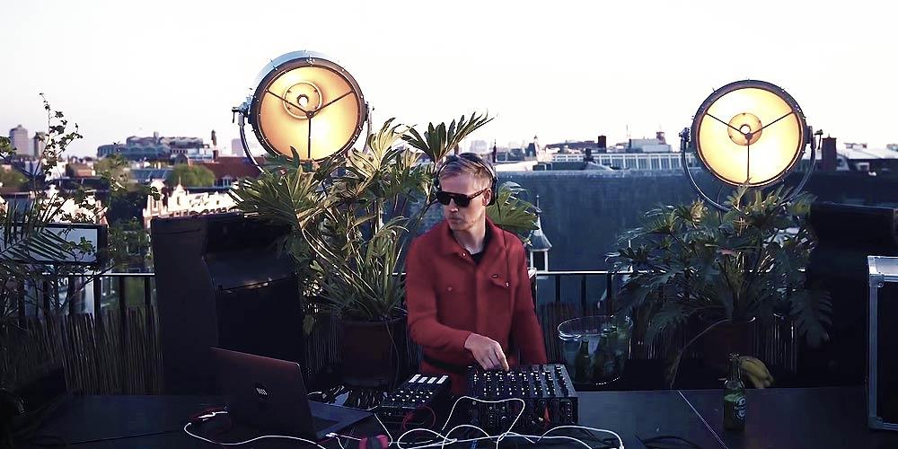 Joris Voorn с ремикс на Dua Lipa от покрив в Амстердам | MMTV