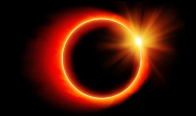 Ведическа Астрология Джьотиш | Слънчево и Лунно затъмение на 21.06 и 05.07