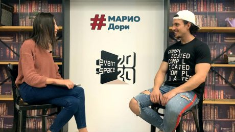 Интервю с Марио - за неговата муза, протестите и вирусите
