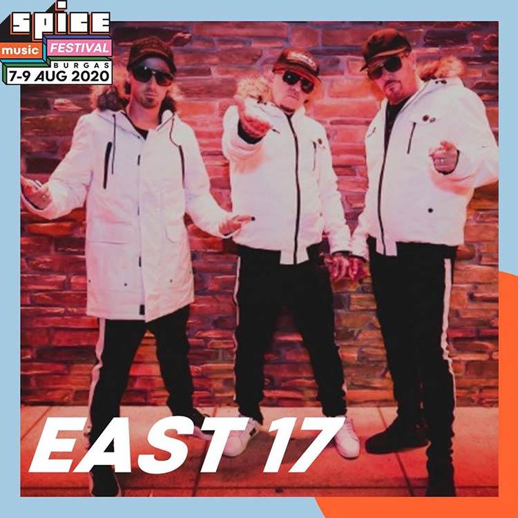 east 17 on spice music festival