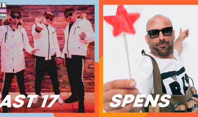 East 17 и Спенс за третия ден на Spice Music Festival | MMTV
