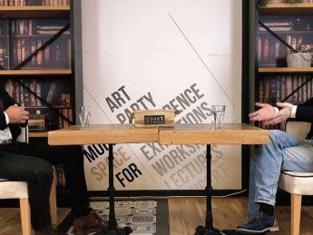 Разговори за бъдещето, гост Ален Паунов