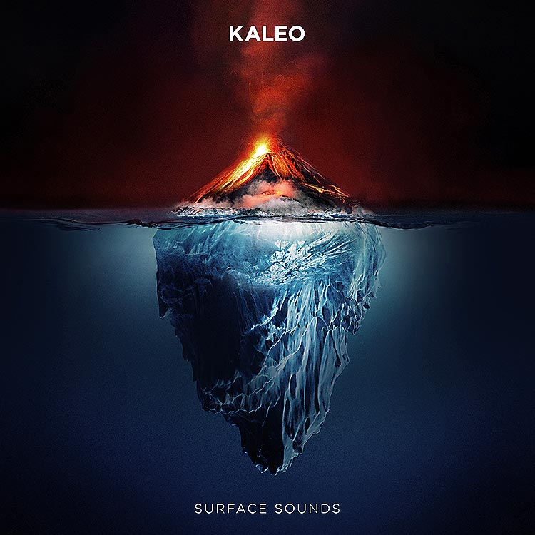 KALEO-Surface Sounds album art