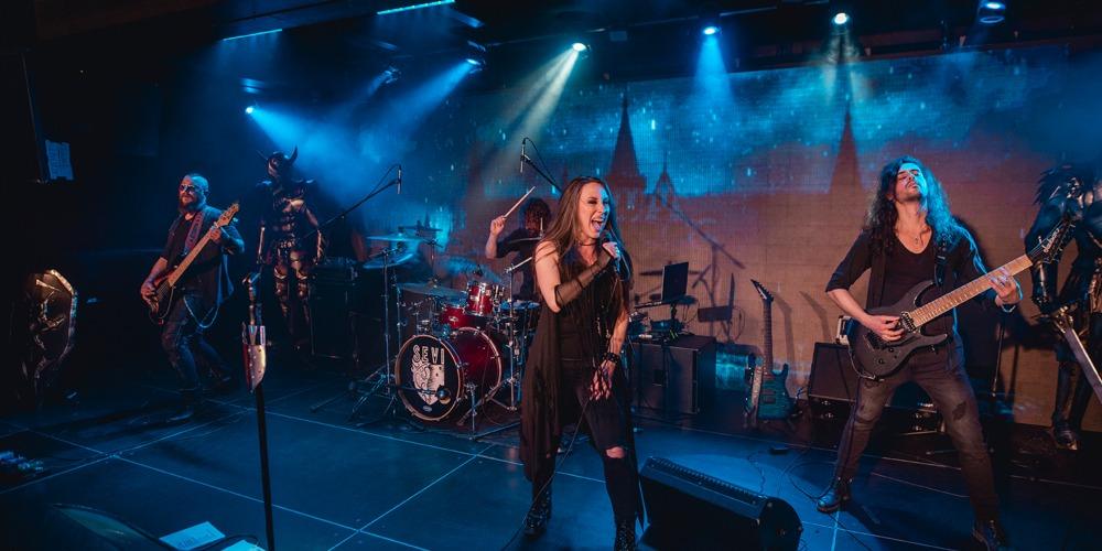 Група SEVI представи ново видео от предстоящия си четвърти студиен албум