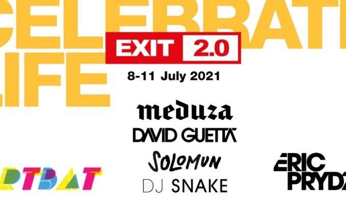 20 нови имена за 20 годишнината на EXIT Festival!