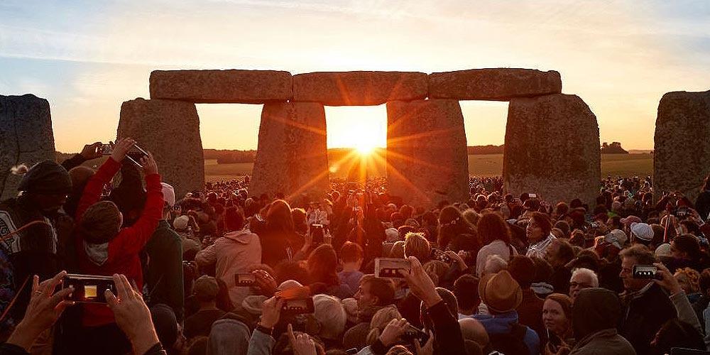 Лятното слънцестоене - по света и у нас