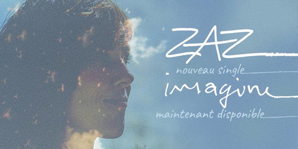 ZAZ разкрива новия сингъл Imagine, от предстоящия албум Isa