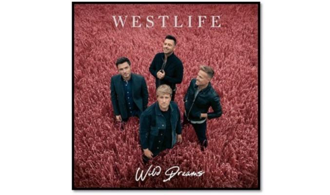 Westlife анонсират новия си албум 'Wild Dreams'